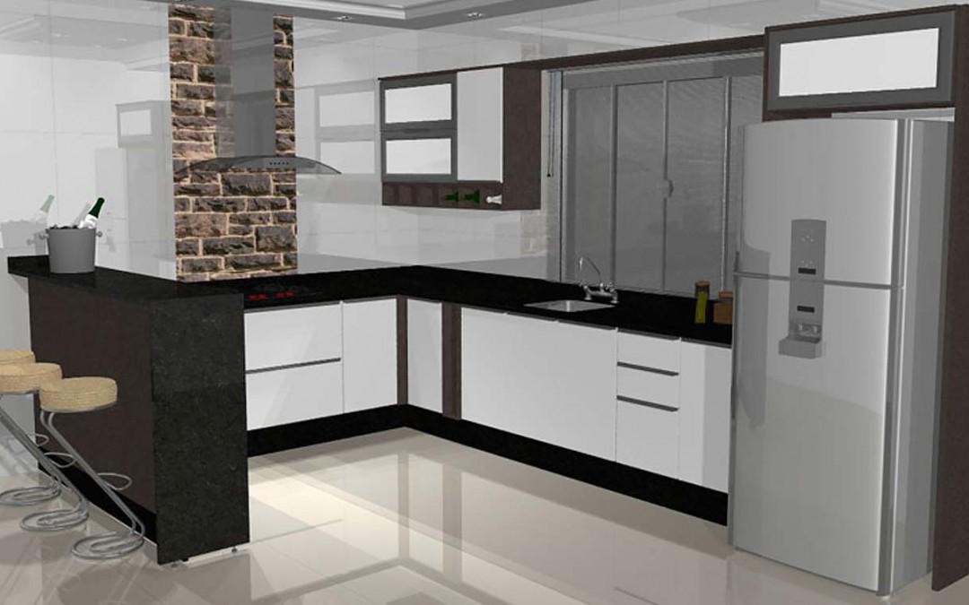 Estilos de cozinhas cozinhas pequenas futura ambientes for Estilos de apartamentos