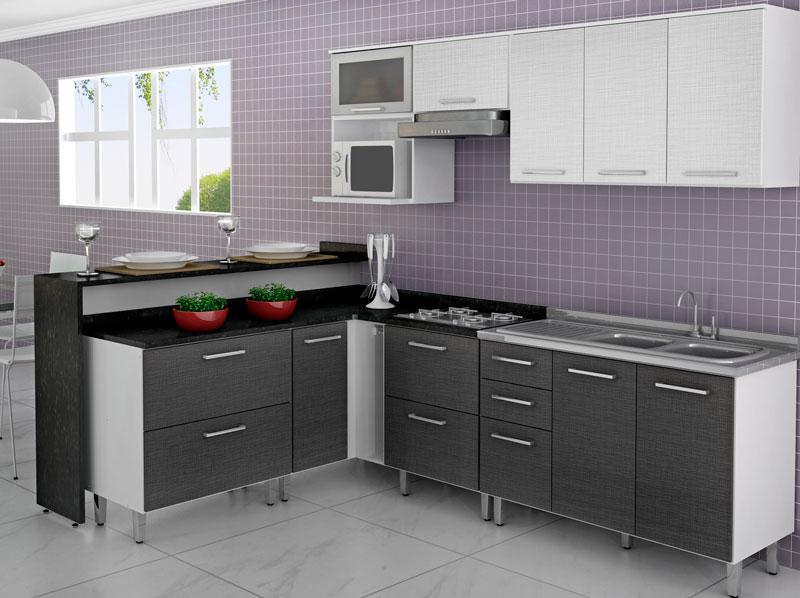 Estilos de Cozinhas: Gourmet   Futura Ambientes
