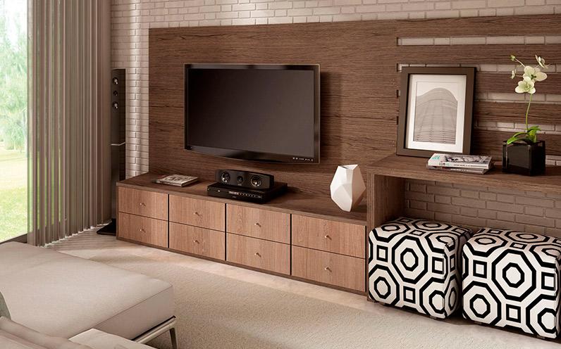 Saiba como decorar uma sala pequena futura ambientes for Arreglo de salas pequenas
