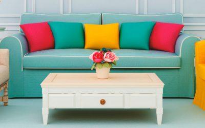Almofadas fazem toda a diferença na decoração!