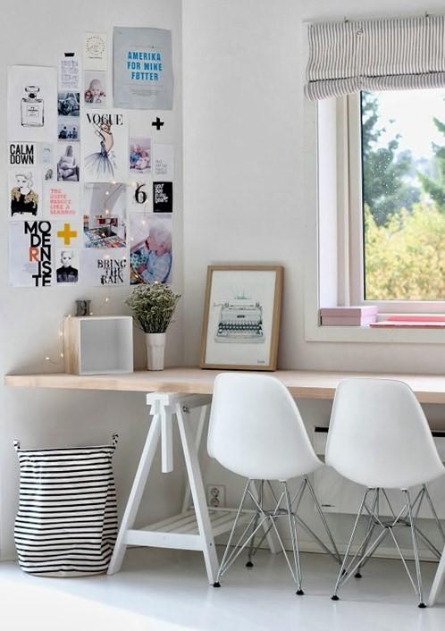 Escrivaninha Espaçosa (imagem obtida na internet)
