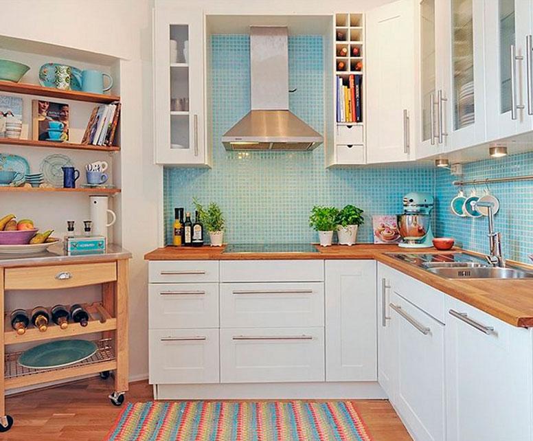 Tend ncias para decora o de cozinha 2018 parte i for Cocinas decoradas sencillas