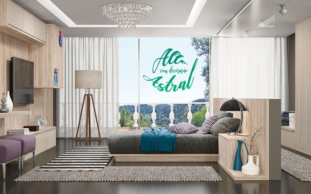 Alto astral para casa em 5 ideias de decoração! (Parte I)