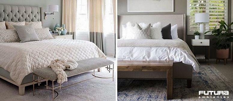 A decoração do quarto pode afetar diretamente a sensação de relaxamento | Futura Ambientes