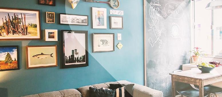 Sugestões de Cores para sua sala ser sensacional!