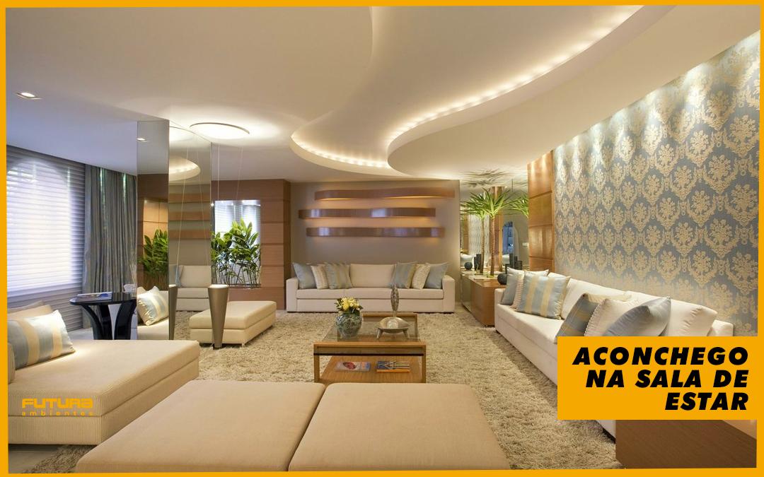 Sala de estar: 10 objetos decorativos essenciais para conquistar o aconchego